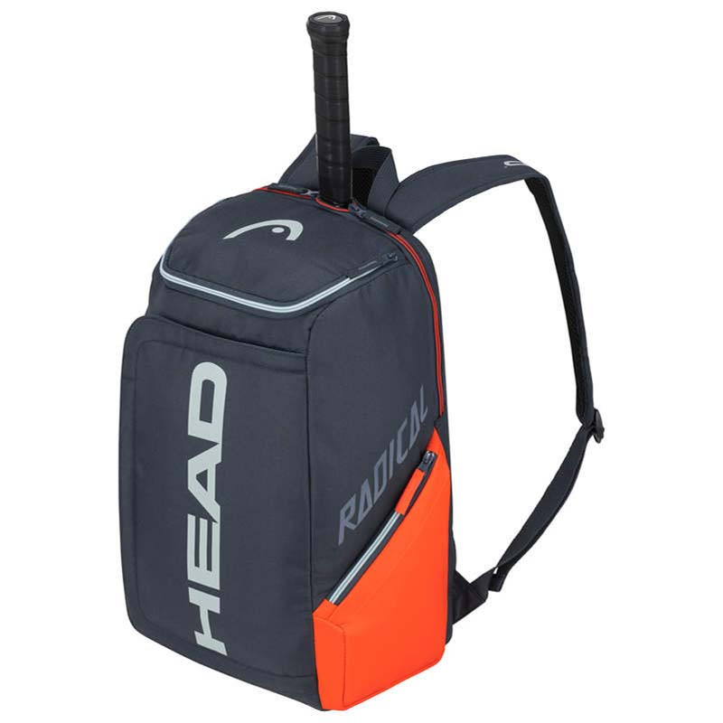 Head Rebel Backpack oranje-grijs
