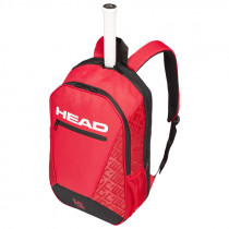 Head Core Backpack Rood-Zwart