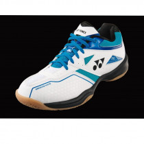 Yonex SHB Power Cushion 36 Men white/blue