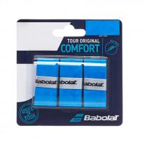 Babolat Tour Orginial blauw x3