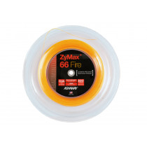 Ashaway ZyMax 66 Fire 200m Oranje