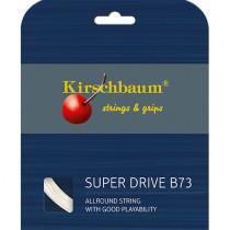Kirschbaum badmintonsnaar Super Drive 73W 200m
