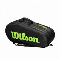 Wilson Team 3 Comp Bag zwart/groen