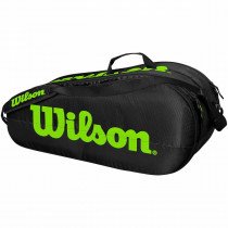 Wilson Team 2 Comp Bag zwart/groen