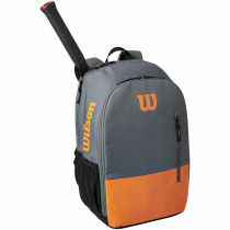Wilson Team Backpack grijs/oranje