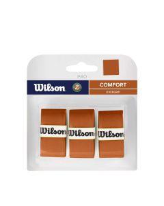 Wilson Roland Garros Overgrip Clay x3