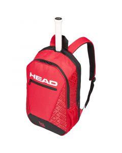 Head Core Backpack Rood-Zwart