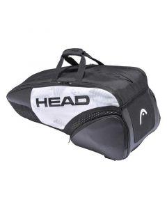 Head Djokovic 6R combi BKWH