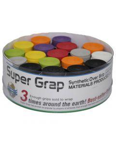 Yonex Super Grap 36 stuks assorti