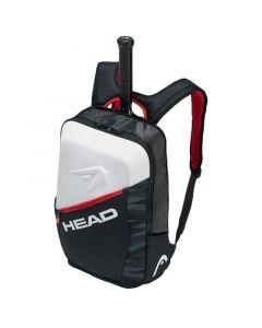 Head Djokovic backpack zwart/wit