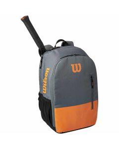 Wilson Team Backpack grijs/oranje