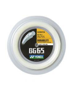 Yonex BG65 wit