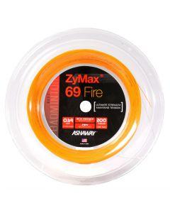 Ashaway badmintonsnaar ZyMax 69 Fire