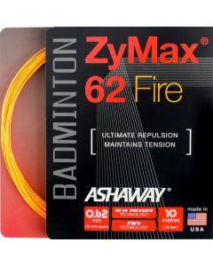 Ashaway ZyMax 62 Fire Oranje 12m